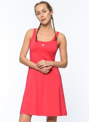 Askılı Elbise-Columbia
